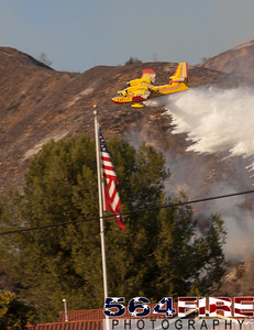140116 LACoFD Colby Fire-21