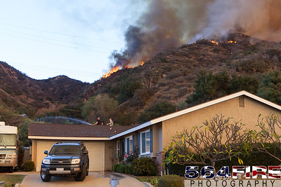 140116 LACoFD Colby Fire-1