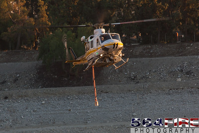 140116 LACoFD Colby Fire-25