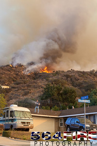 140116 LACoFD Colby Fire-2