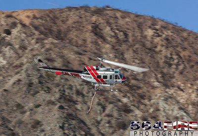 140116 LACoFD Colby Fire-16