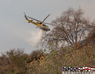 140116 LACoFD Colby Fire-5