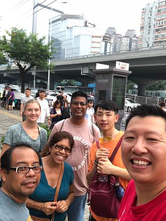 2018 China Tour