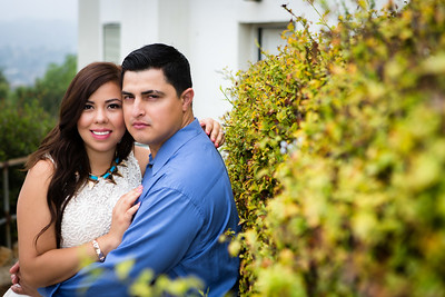 Griffith Observatory Los Angeles Engagement Session