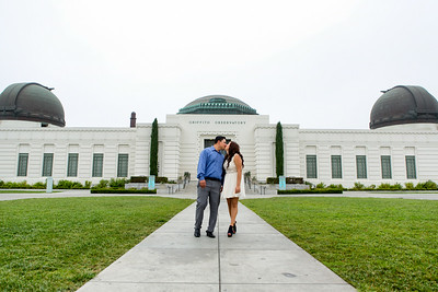 Los Angeles Engagement Photography Session