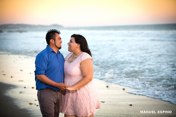 Malibu Photography Engagement Session 05