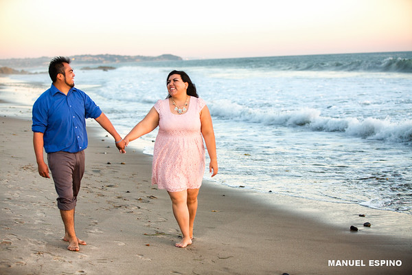 Malibu Photography Engagement Session 04