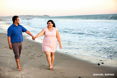 Malibu Photography Engagement Session 03