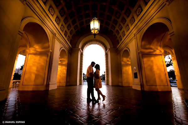 Pasadena City Hall LOs Angeles Best Engagement Session Photography