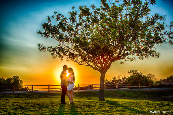 Kenneth Park Los Angeles Engagement Wedding Photography