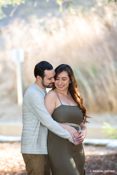 La Brea Carbon Canyon Regional Park Orange County Engagement Session Photographer (2)