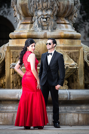 Pasadena Los Angeles Engagement Session Photography 03