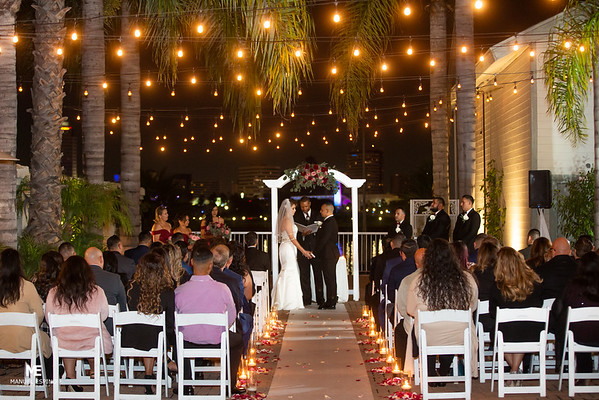 The Reef Long Beach Wedding Photography 01