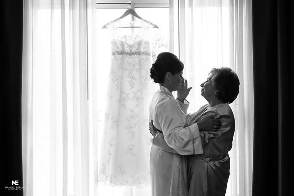 Downey Embassy Hotel Wedding Photography