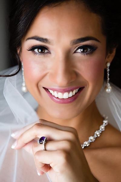 Los Angeles Bride Portrait Wedding Photo