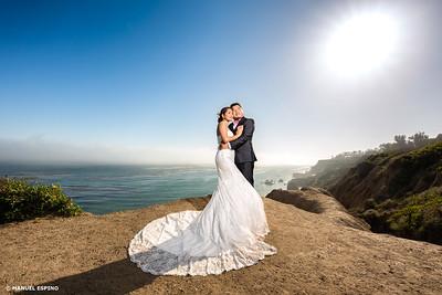 Orange County El Matador Pre After Wedding Photographer (3)