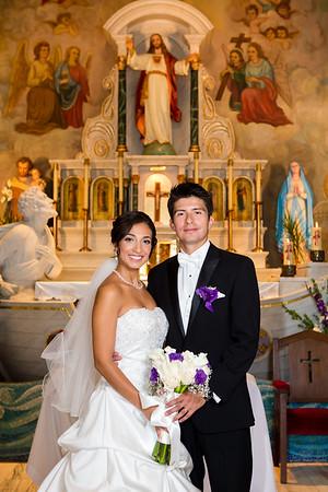Los Angeles Catholic Wedding Photography 01