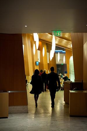 Disney Center Dec 2009