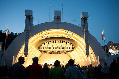Gustavo Dudamel Bowl Performance Aug 5th