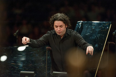 Gustavo Dudamel Thursday August 16th 2012