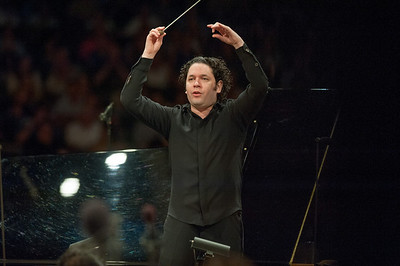 Gustavo Dudamel Thursday August 9th 2012