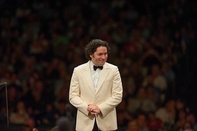 Gustavo Dudamel Tuesday August 7th 2012