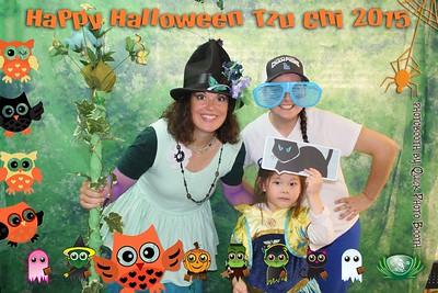 Tzu Chi 2015 Halloween Parties