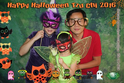 Tzu Chi Pre School Halloween (Walnut) | Photobooth Rental