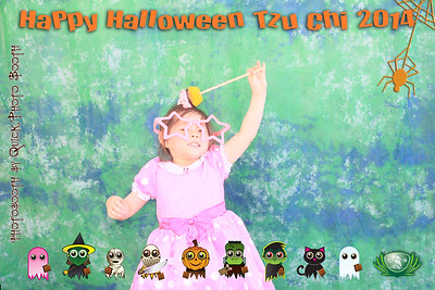 Tzu Chi Preschool Halloween Photobooth