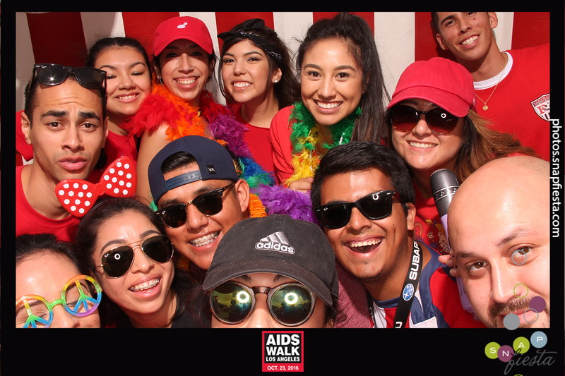 AIDS Walk LA 10.23.16