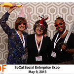 REDF SoCal Social Enterprise Expo @ Vibiana 5.9.13