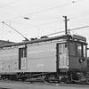 Los Angeles Railway 9401 at Division 5 Carhouse circa 1944.<br /> <br /> Photographer Frank J Bradford