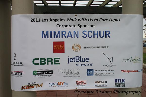 2011 Los Angeles Walk Photos