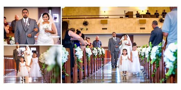 Santa Rosa de Lima Church Wedding