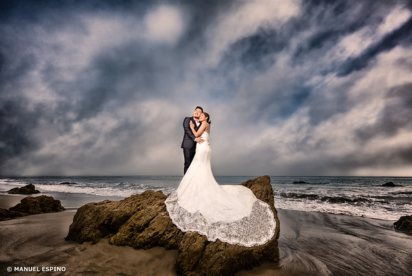 Los Angeles Cinematic Wedding Photography
