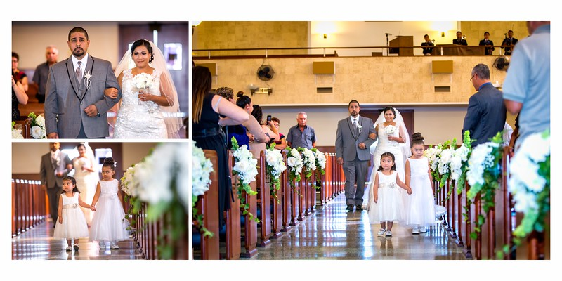 Santa Rosa de Lima Church Wedding