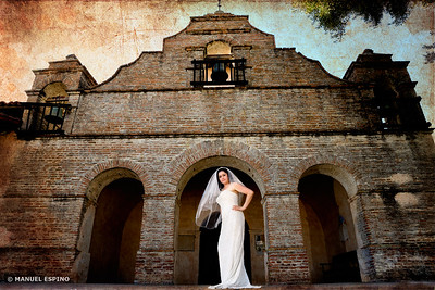 California Mission Wedding Photographer