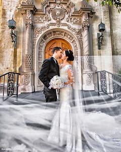 Los Angeles Wedding Portrait
