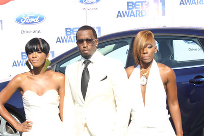 Sean Combs (P.Diddy) (M)Dawn Richard,  Kalenna Harper