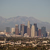 Downtown Los Angeles On A Clear Day.