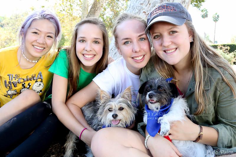 Wiggle Waggle Walk for the Pasadena Humane Society