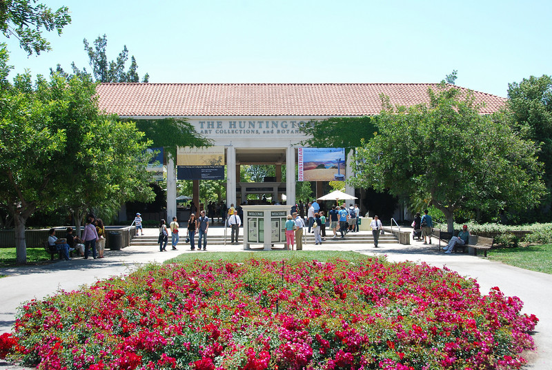 The Huntington Art Collection and Botanical Garden