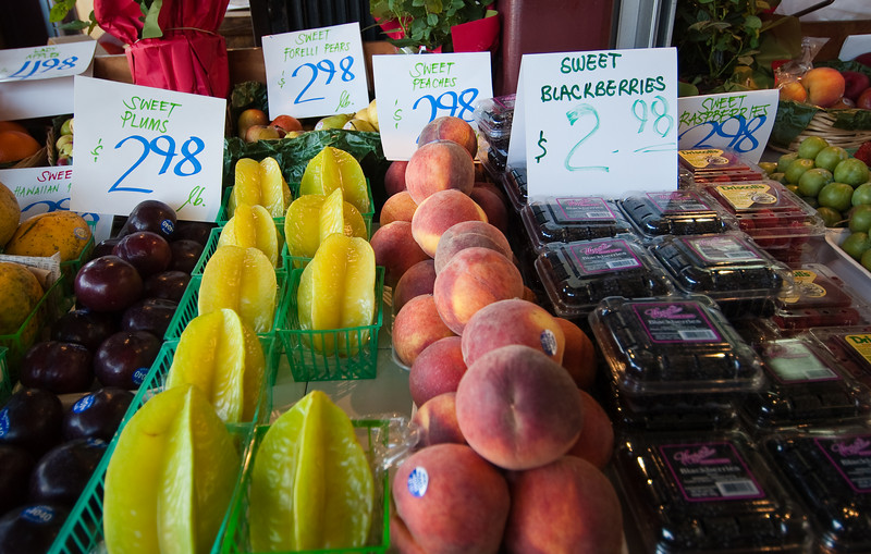 Assignment 6,  Farmers Market, Los Angeles