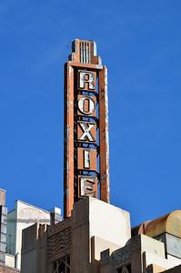 Roxie Theatre, Los Angeles November 30, 2013.