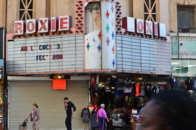 Roxie Theatre, Los Angeles November 30, 2013