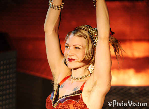 Belly Dance Show, Asheville NC 4/14/12