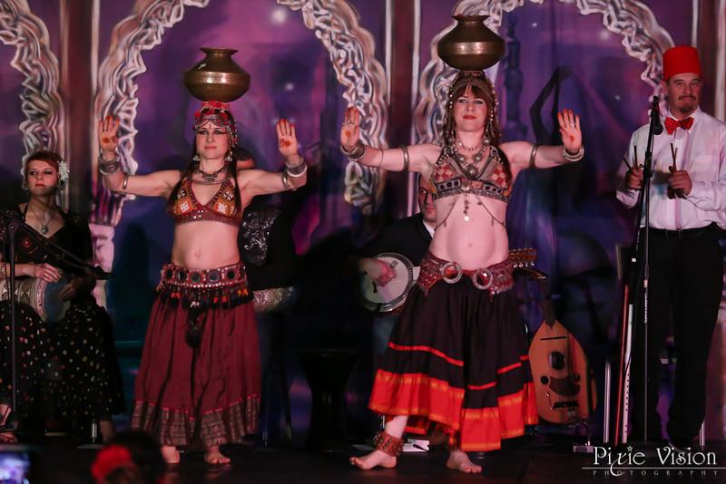 Christine Andrews & Maria Hamer PA https://www.facebook.com/pages/The-Hamer-Sisters-Bellydance