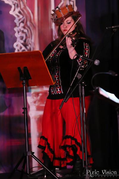 Majda Anwar, GA