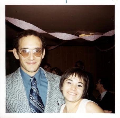 Faith's brother Stan and Bonnie