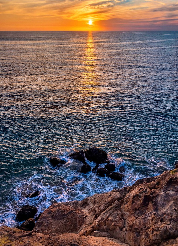 Point Dume Sunset